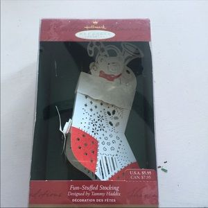 Hallmark Keepsake Laser Cut Ornament